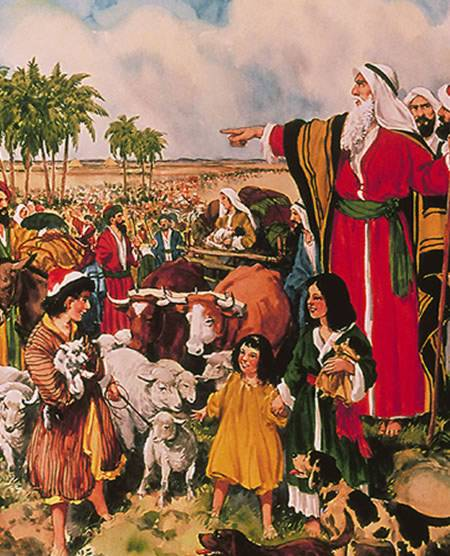 Israel « Sabbath Sermons